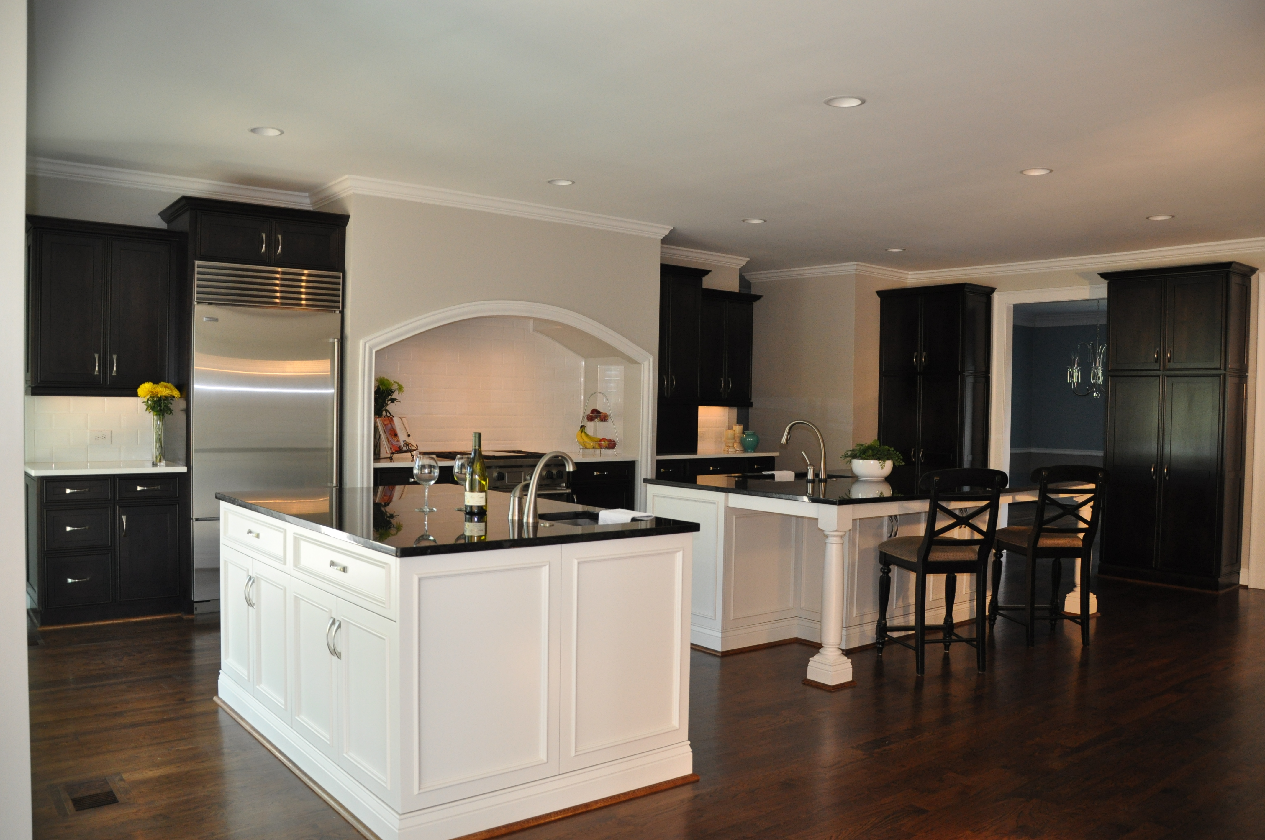 Kitchen Alcove Kitchen Design Well Composed Home