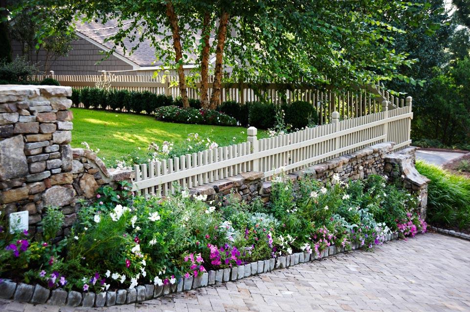 Southern Garden Design cottage garden design ideas southern living How
