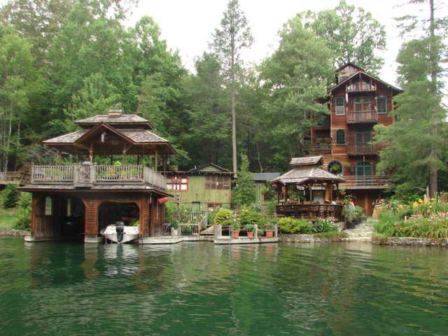 Lake Burton Well Composed Home